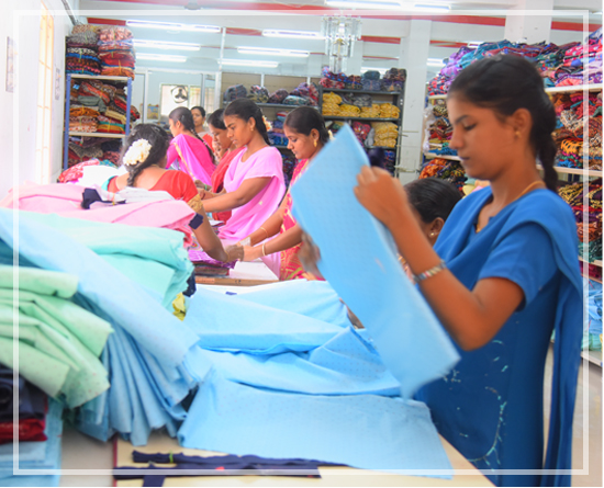 Pommys Garments- Manufacturing Place