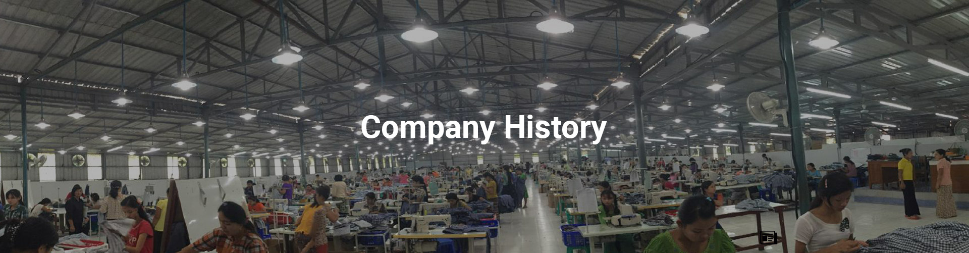 our company history - pommys silks