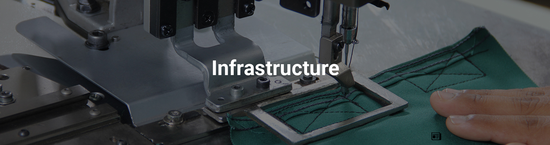 pommys-manufacturing infrastructure