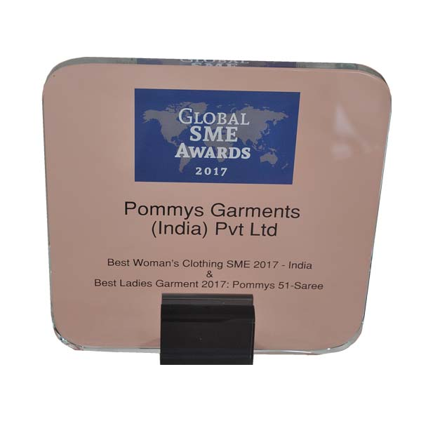 our awards-pommys garments